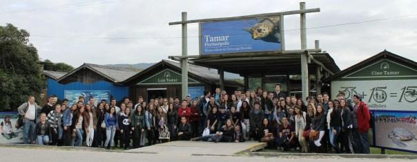 Visita reuniu estudantes de Administração, Administração Pública e Economia
