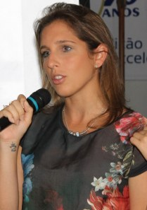 Alessandra Deboni fez trabalho sobre o Instituto Projeto Route
