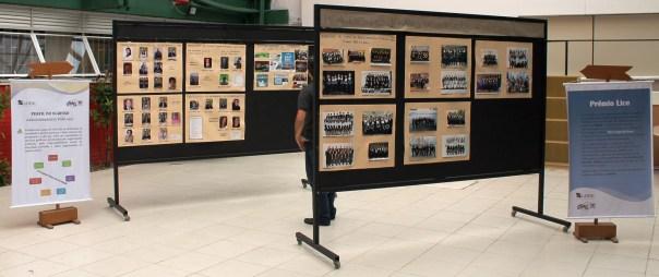 Aquário da Esag recebeu exposição e encontros de professores, alunos e egressos. Foto: Paula Michels/Udesc Esag