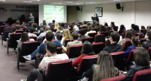 Na última edição do exame, os três cursos da Udesc Esag obtiveram o conceito máximo. Foto: Fernando Pozzobon